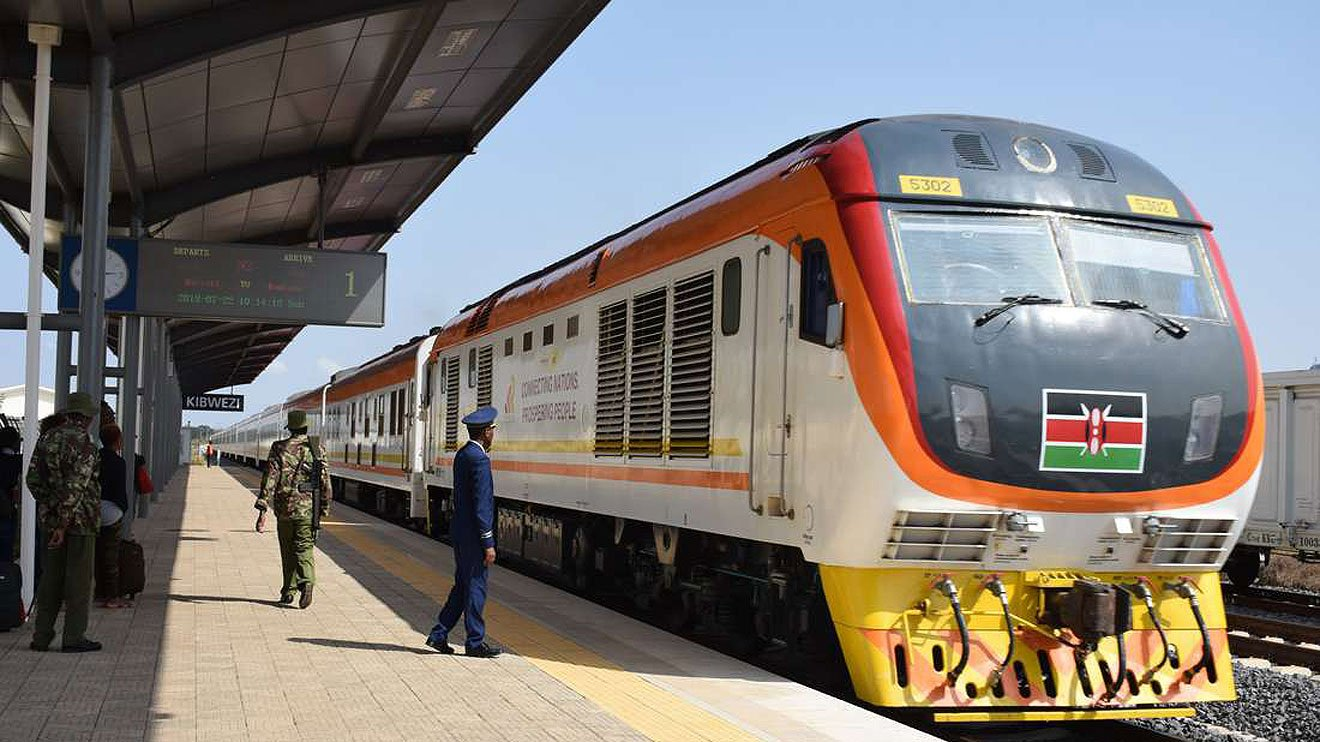 Topographical Survey and Mapping-Consultancy Services for Development of Commuter Rail Master Plan for the Nairobi Metropolitan Region, task A6